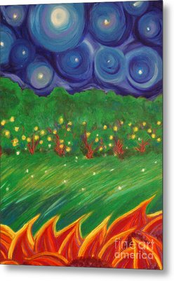 Midsummer By Jrr Metal Print by First Star Art