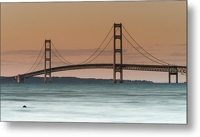 Mighty Mac Metal Print