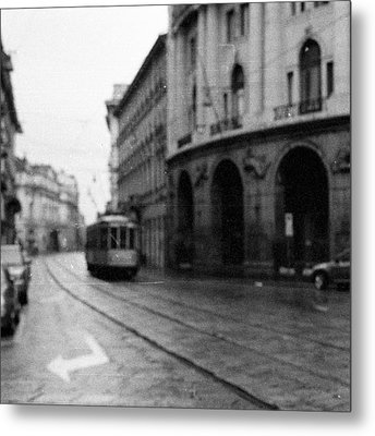 Milano Metal Print by Eugenia Kirikova
