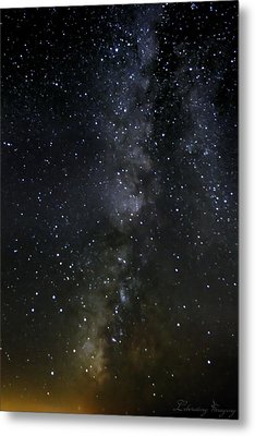 Milky Way Metal Print by Marlo Horne