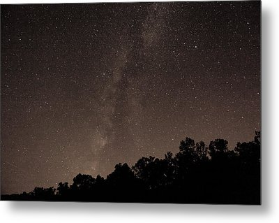 Milky Way Metal Print by Richard Engelbrecht