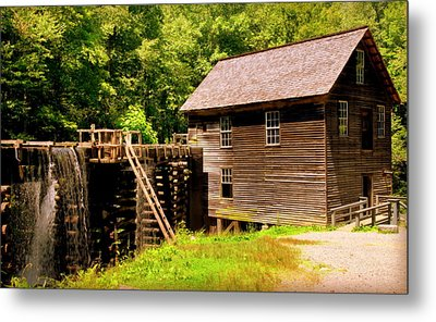 Mingus Mill Metal Print by Karen Wiles