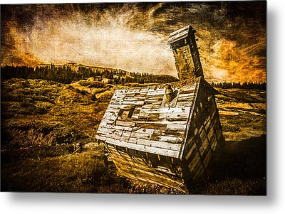Quartz Mountain 2 Metal Print by YoPedro