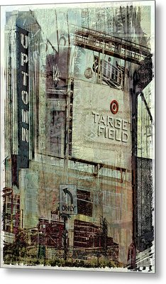Minneapolis Area Collage Metal Print by Susan Stone