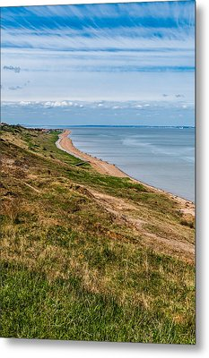 Minster Leas On The Isle Of Sheppey Metal Print