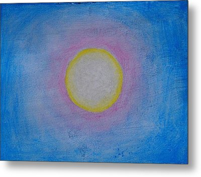 Miracle Of The Sun Metal Print by Darcie Cristello