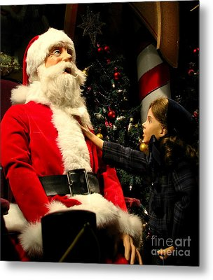 Miracle On 34th Street Metal Print