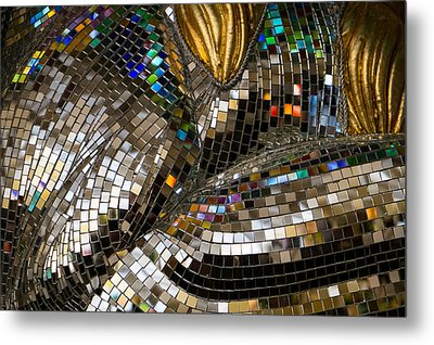 Metal Print featuring the photograph Mirror Mirror On A Horse by Glenn DiPaola