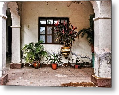 Metal Print featuring the photograph Mission Nuestra Senora De Loreto Concho by Kandy Hurley
