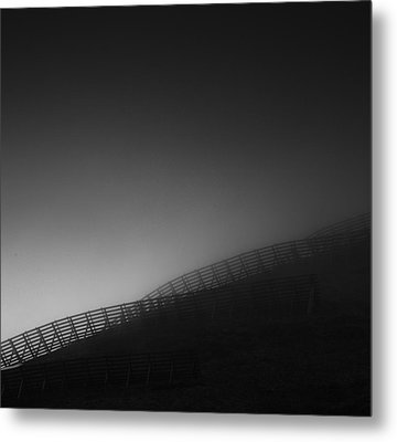 Metal Print featuring the photograph Mist by Frodi Brinks