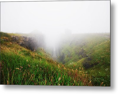 Metal Print featuring the photograph Mist by Laura Melis