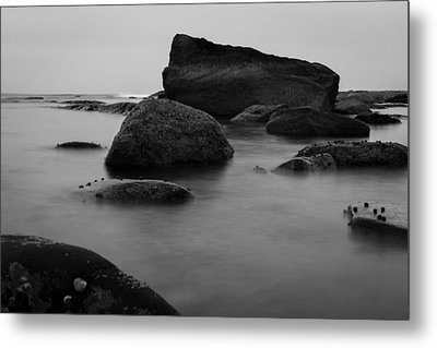 Misty Morning Metal Print by Andrew Pacheco