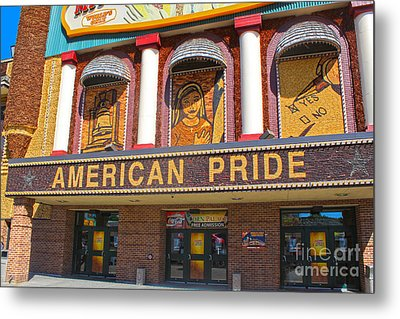 Mitchell Corn Palace - 02 Metal Print by Gregory Dyer