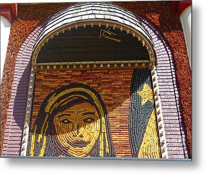 Mitchell Corn Palace - 03 Metal Print by Gregory Dyer