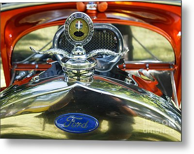 Model T Ford Metal Print by Robert Bales
