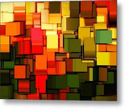 Modern Abstract I Metal Print