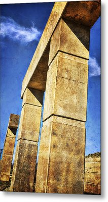 Modern Forum Metal Print by Joan Carroll
