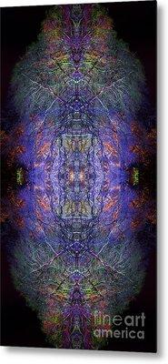 Moksha Metal Print by Tim Gainey