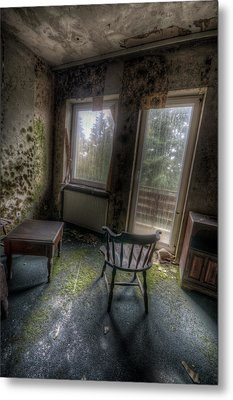 Mold With A View Metal Print