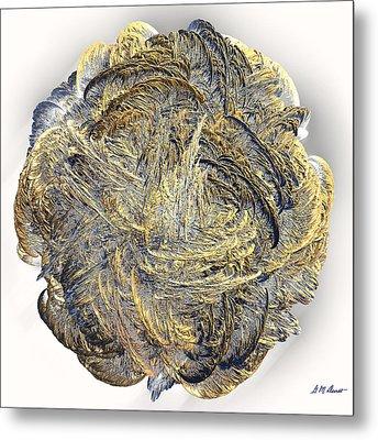 Molten Metal Print by Michael Durst