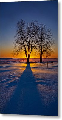 Moments Of Clarity Metal Print by Phil Koch