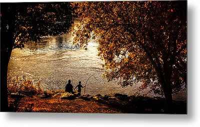 Moments To Remember Metal Print by Bob Orsillo
