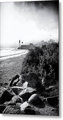 Mondos Shoreline Metal Print by Ron Regalado
