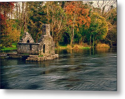 Monk's Fish House Metal Print by Trever Miller