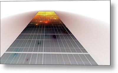 Monolith Metal Print by Richard Ortolano