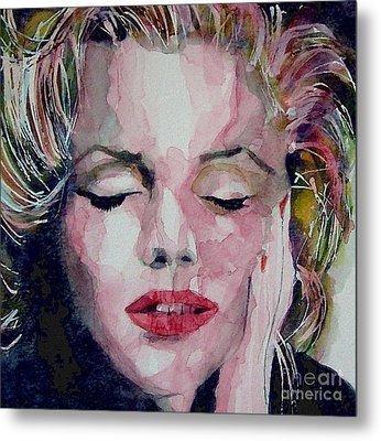 Monroe No 6 Metal Print by Paul Lovering