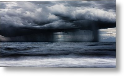Monsoon Metal Print by Matt Dobson