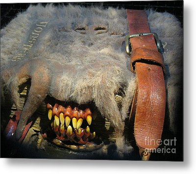 Monster Book Of Monsters Metal Print