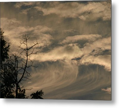 Metal Print featuring the photograph Monster Wave by Marie Neder