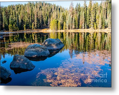 Montecito Lake Metal Print