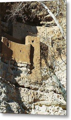Metal Print featuring the photograph Montezuma's Castle by Kerri Mortenson