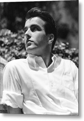 Montgomery Clift, In 1948 Metal Print