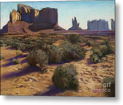 Monument Valley Metal Print by Dave Holman