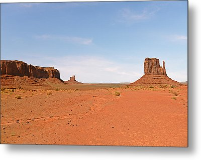 Monument Valley Navajo Tribal Park Metal Print