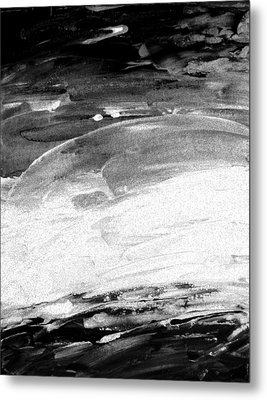 Moods Of Nature 2 Metal Print by Lenore Senior