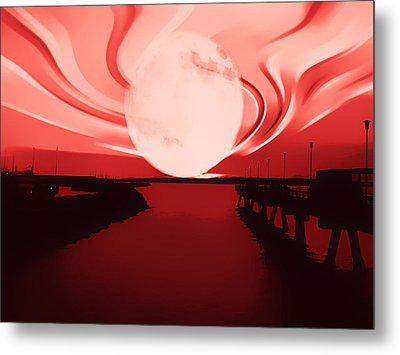 Moon Magic Metal Print by Eddie Eastwood