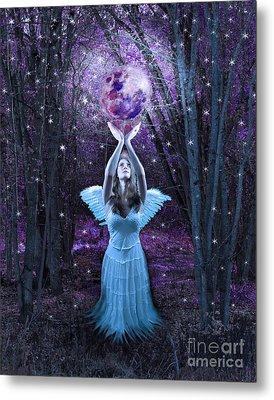 Moondance Metal Print by Tammy Collins