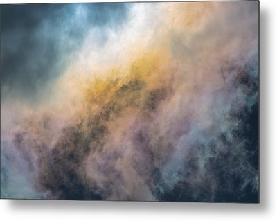 Metal Print featuring the photograph Sundog by Dennis Bucklin