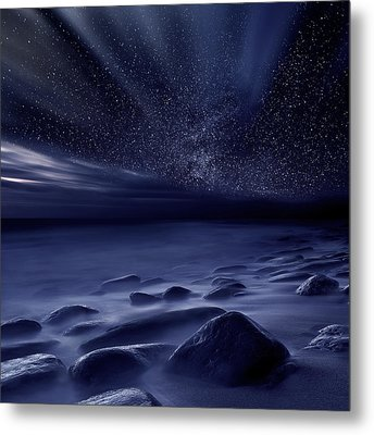 Moonlight Metal Print by Jorge Maia
