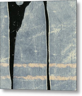 Moonlit Sentinels Metal Print by Carol Leigh