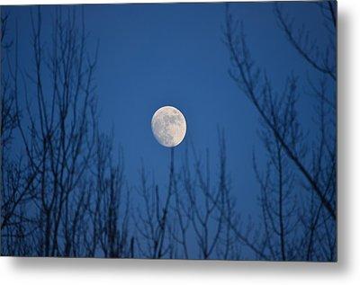 Moonrise Metal Print by James Petersen