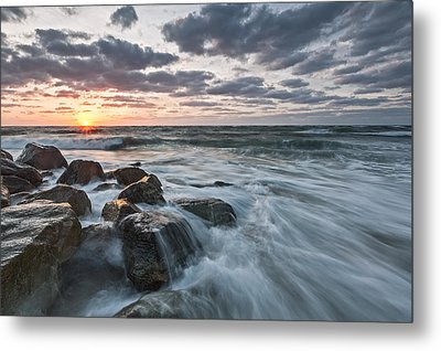 Morning All The Time Metal Print