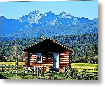 Metal Print featuring the photograph Morning At The Getaway by Joseph J Stevens