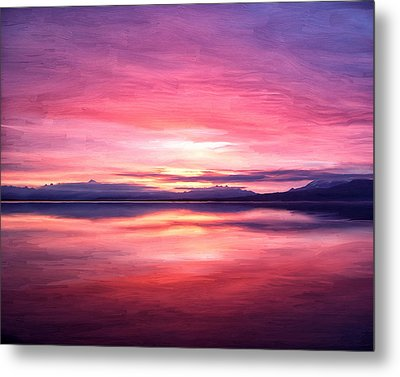 Morning Dawn Metal Print