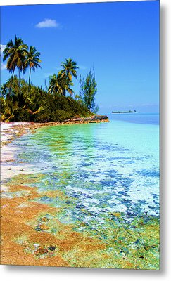 Morning In Andros  Metal Print by Victor Minca