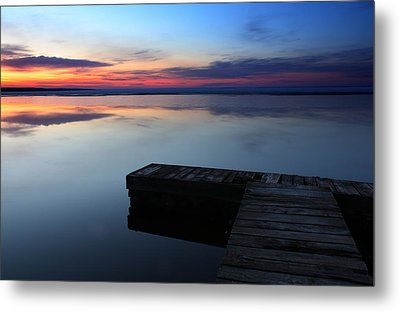 Morning Light Metal Print by Brian Boudreau